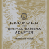Leupold Digital Camera Adapter